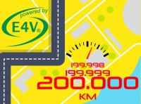 200 000 km Powered by E4V® !